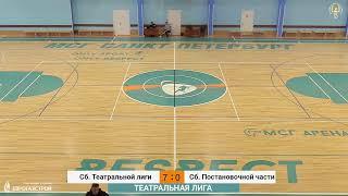 Прямая трансляция пользователя Мини футбол Санкт Петербурга