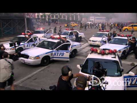 Behind the Scenes: Filming Marvel's The Avengers in Cleveland, Ohio