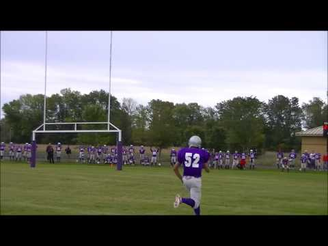 Michael Drake 2012 HS defensive highlights