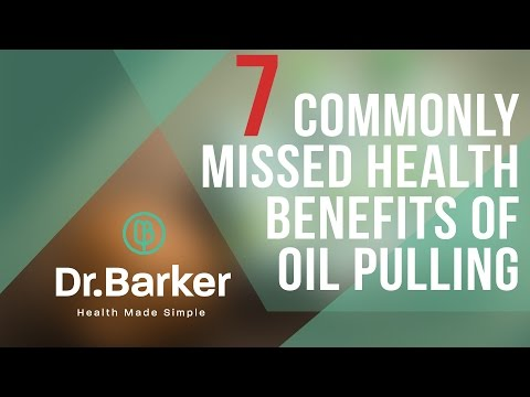 7 Commonly Missed Health Benefits Of Oil Pulling