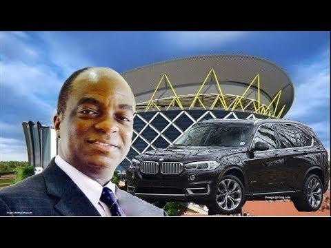 Bishop David Oyedepo Net Worth and Lifestyle