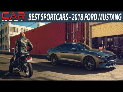 2018 Ford Mustang Specs Review and Price