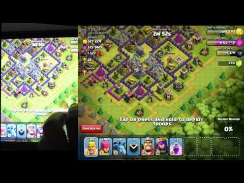 Clash of Clans - Advanced Deployment Tactics [Part 3]
