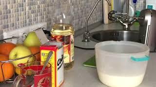 Вкуснейшие блины на кефире! Простой рецепт блинов!