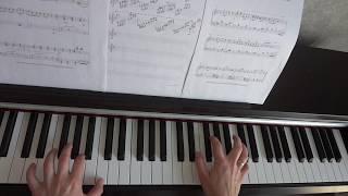 Чайковский П.И. Танец феи Драже из балета Щелкунчик. Урок 2. Облегченный вариант для начинающих.