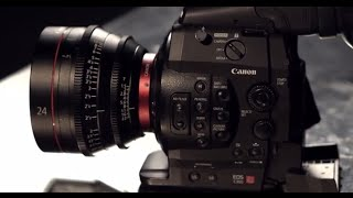 Canon C300 Review by Braden Barty