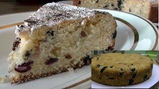 Греческий постный пирог Фанурапита