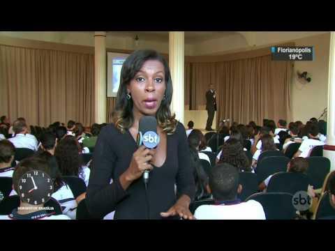 Policiais vão a colégios para alertar estudantes sobre ´Jogo da Baleia Azul´