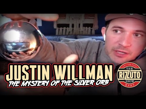 JUSTIN WILLMAN and the Mystery Of The Silver Orb, refilling Oreos, more [Rizzuto Show]