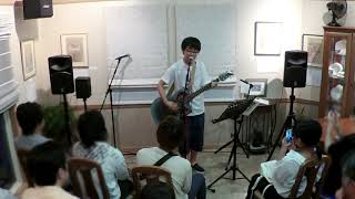 崎山蒼志『亜、』 2017.07.22 Live at Scene vol.4