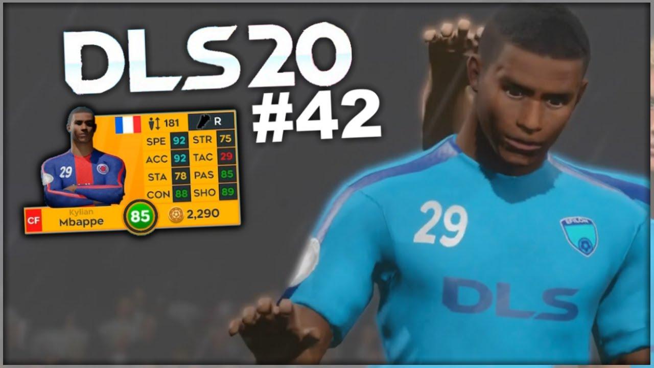 KYLIAN MBAPPÉ | Dream League Soccer 2020 #42