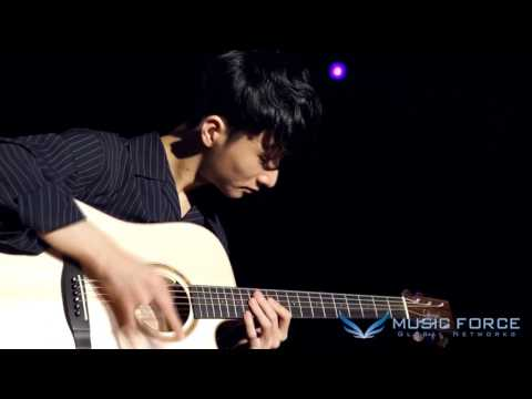 [MusicForce] Isn't She Lovely  - Sungha Jung (Lakewood D-18CP Demo)