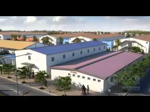 Qatar Labour camp accommodation