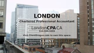 London Chartered Professional Accountant CPA
