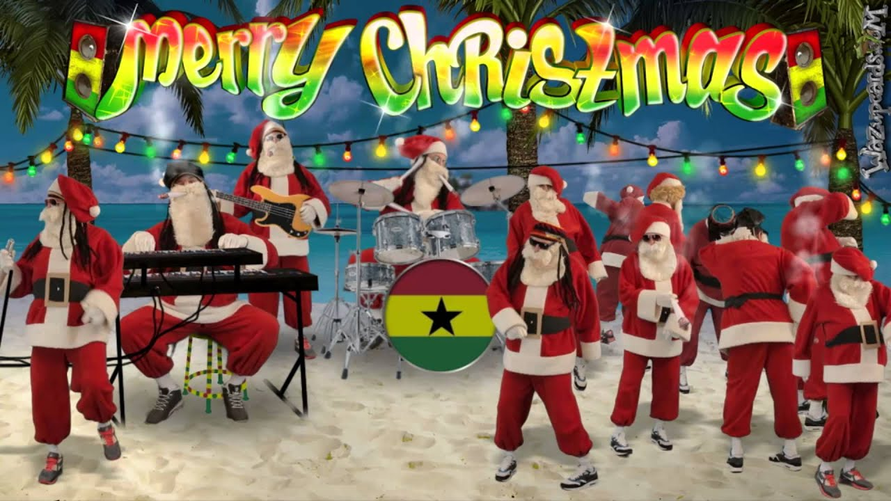 Christmas Soca Party 2020 Santa Claus Goes Caribbean Reggae Style   Merry Christmas 2020