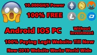 WMR Free Airdrops Crypto 2019 Free 2 Ether tokens   101% Genuine