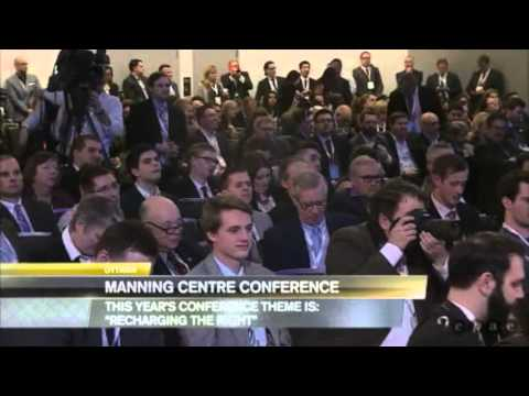 Manning conference 2016 Ottawa Kevin O'Leary  first Official speech