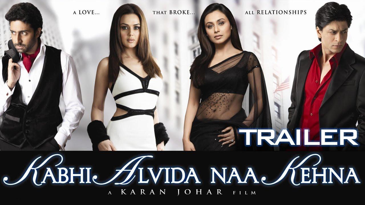 Kabhi Alvida Naa Kehna - Official Trailer - Youtube-9505