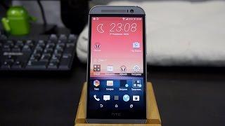 Смотрим на HTC Sense 7.0
