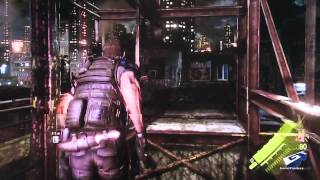 Resident Evil 6 - E3 2012: Chris Gameplay