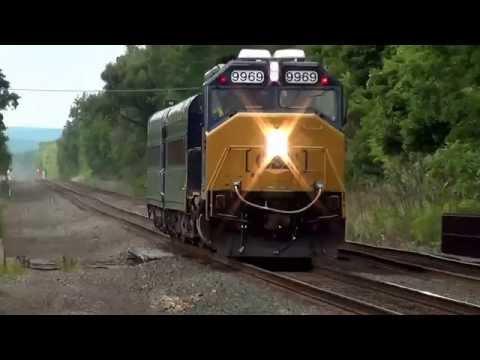Rocket Fast CSX Geometry Train
