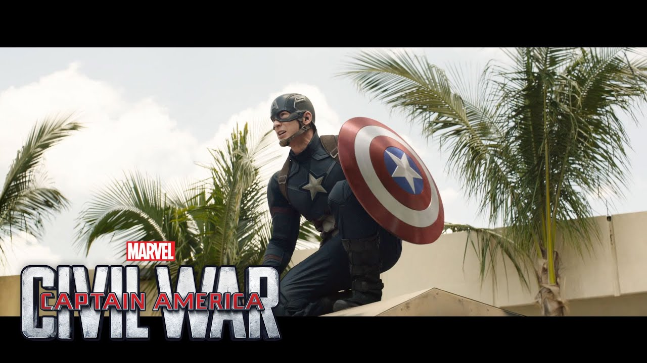 Just Like We Practiced - Marvel's Captain America: Civil War