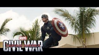 Just Like We Practiced - Marvel's Captain America: Civil War