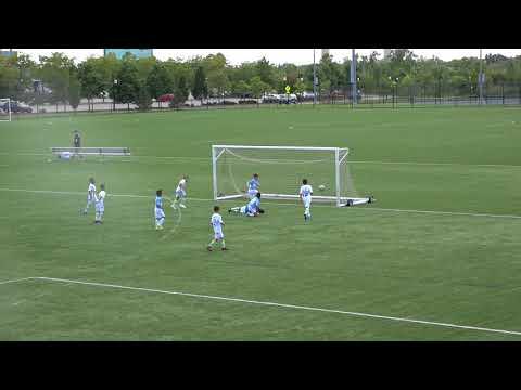 PDA Neymar vs Cedar Star Academy Bergen 9.9.17