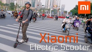 Xiaomi Mi Electric Scooter Review ( in China )