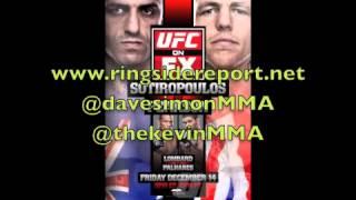UFC on FX 6 preview- Fletcher v. Parke, Whittaker v. Scott