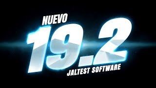 JALTEST SOFTWARE 19.2