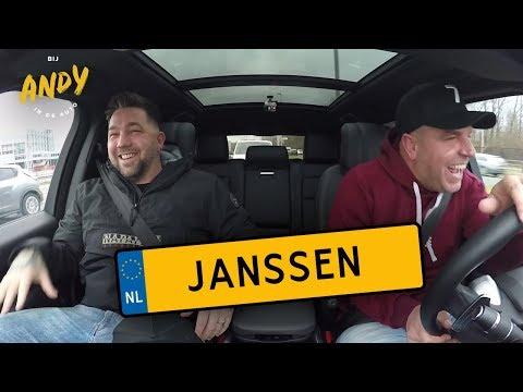 Theo Janssen - Bij Andy in de auto