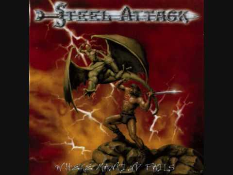 Steel Attack - Dragons Skull
