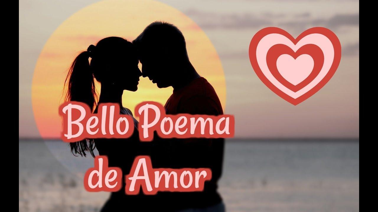 Frases y poemas de amor cortos para mi novia