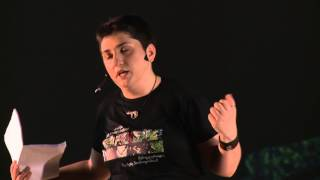 The privilege of coming out   Natia Gvianishvili   TEDxTbilisi