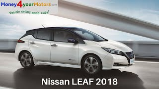 Nissan LEAF 2018 Road Test and Review