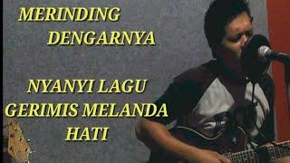 Gerimis Melanda Hati By Enja Live Cover Lirik Musik Video