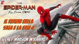 Spider-Man Far From Home - Cosa succederà nella fase 4?