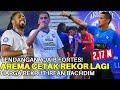 Berita Arema FC! FORTES GACOR! Arema FC Cetak Rekor Lagi, Inilah Harga Rekrut Irfan Bachdim