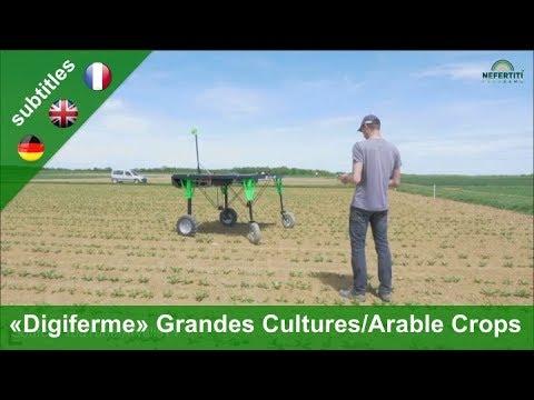 Agriculture connectée : « Digifermes » testent smart farming solutions en France
