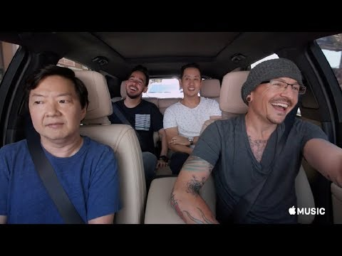 Linkin Park - In The End (Carpool karaoke)
