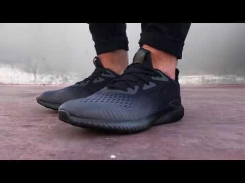 62ac6ae4f adidas Alphabounce Black
