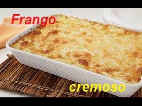 Frango Cremoso Receitas Rapidas Youtube