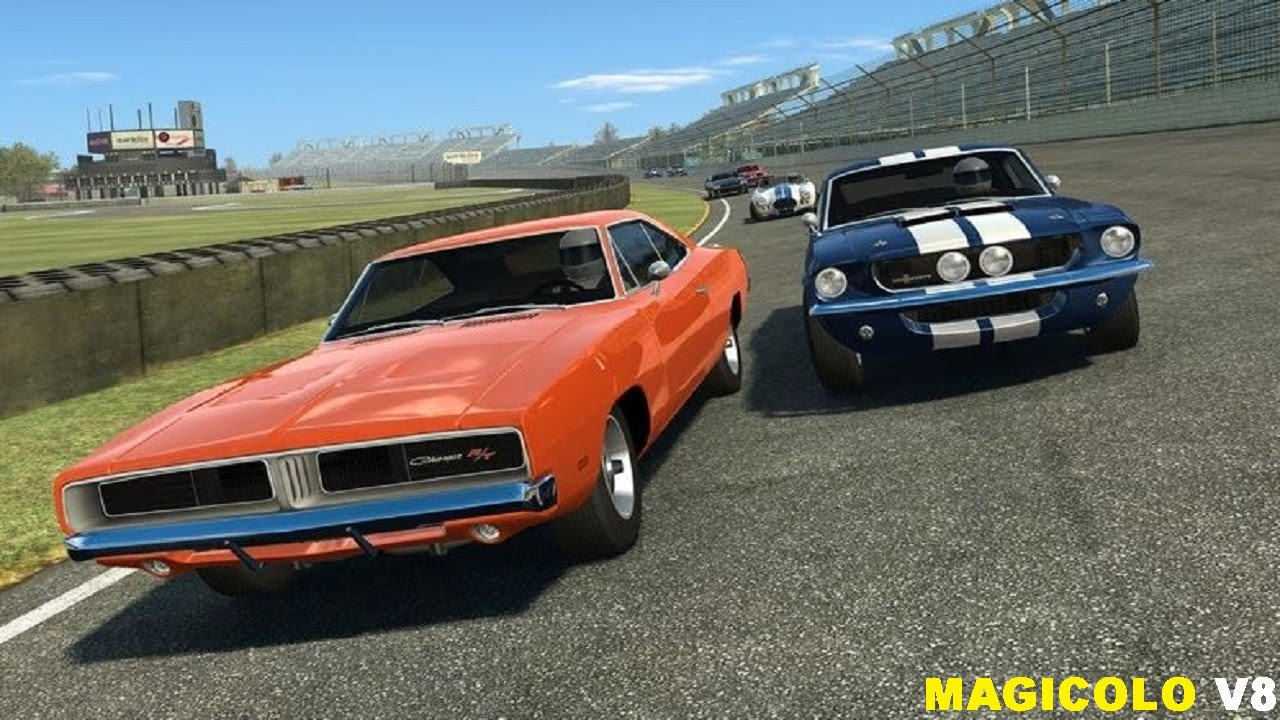 Muscle Cars Gogy Driving Car Racing Game Youtube