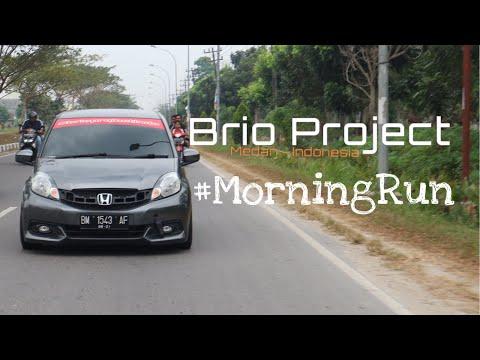 Brio Project Indonesia Chapter Medan #Sunday #MorningRun