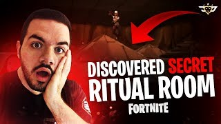 DISCOVERED SECRET RITUAL ROOM?! - Stream Highlights - Part 54! (Fortnite: Battle Royale)