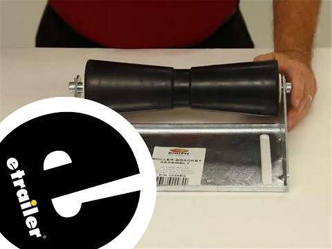 Etrailer | CE Smith Boat Trailer Parts - Roller And Bunk Parts - CE10405G Review