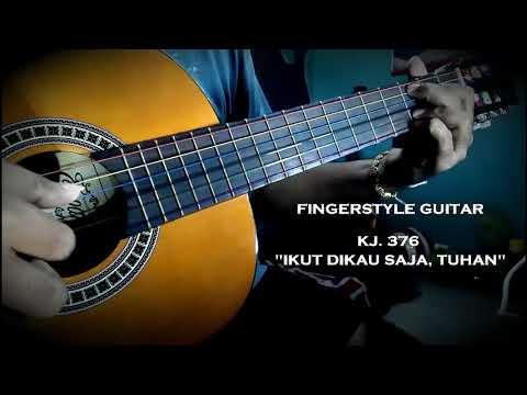 Fingerstyle guitar - KJ.  376
