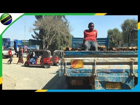 Mbeya town → Mbalizi Road in Mbeya - Tanzania