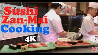 Storie di Sushi 4K - Mangio un Mega Meguro Deluxe da Sushi-Zanmai